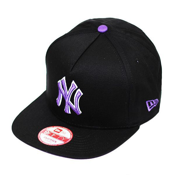 Boné New Era Aba Reta 950 SN MLB NY Yankees Flip Up