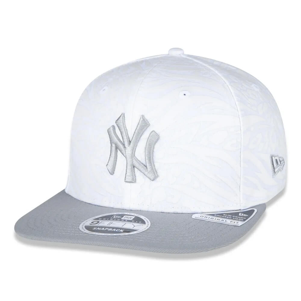 Boné New Era Aba Reta 950 SN MLB NY Yankees OF Animal UV