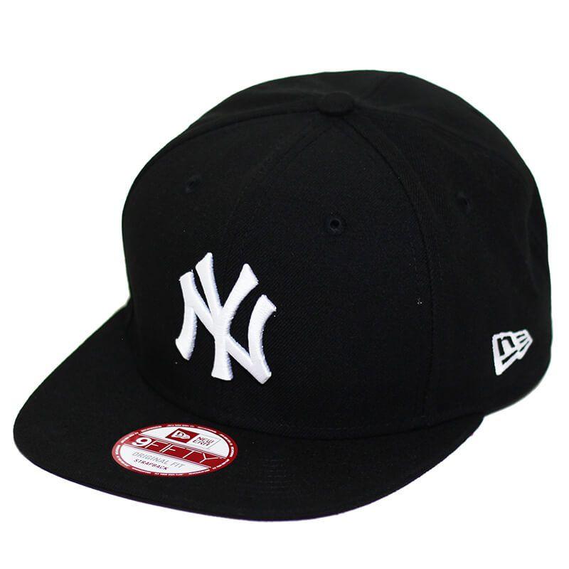 Boné New Era Aba Reta 950 SN MLB NY Yankees OF Colors Preto