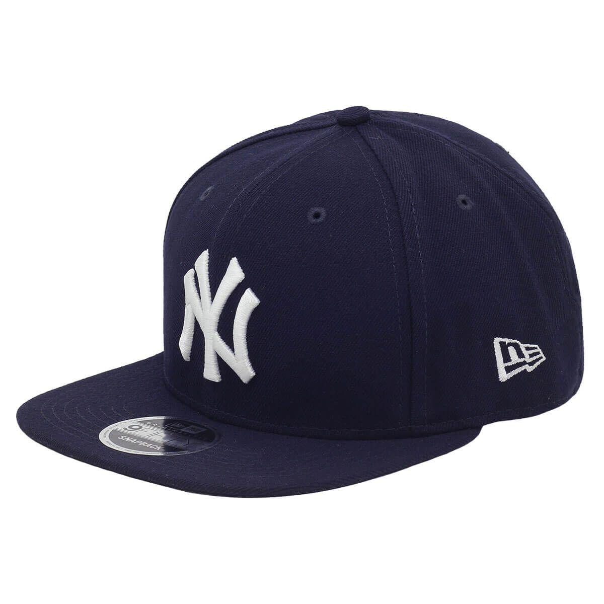 Boné New Era Aba Reta 950 SN MLB NY Yankees OF Team Color