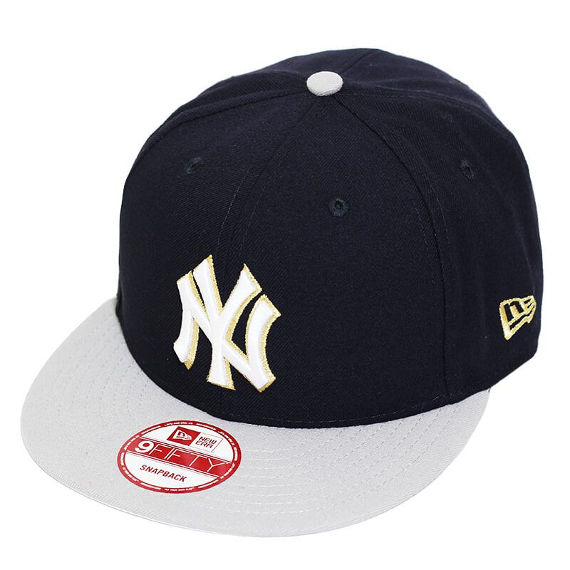 Boné New Era Aba Reta 950 SN MLB NY Yankees Team Hasher