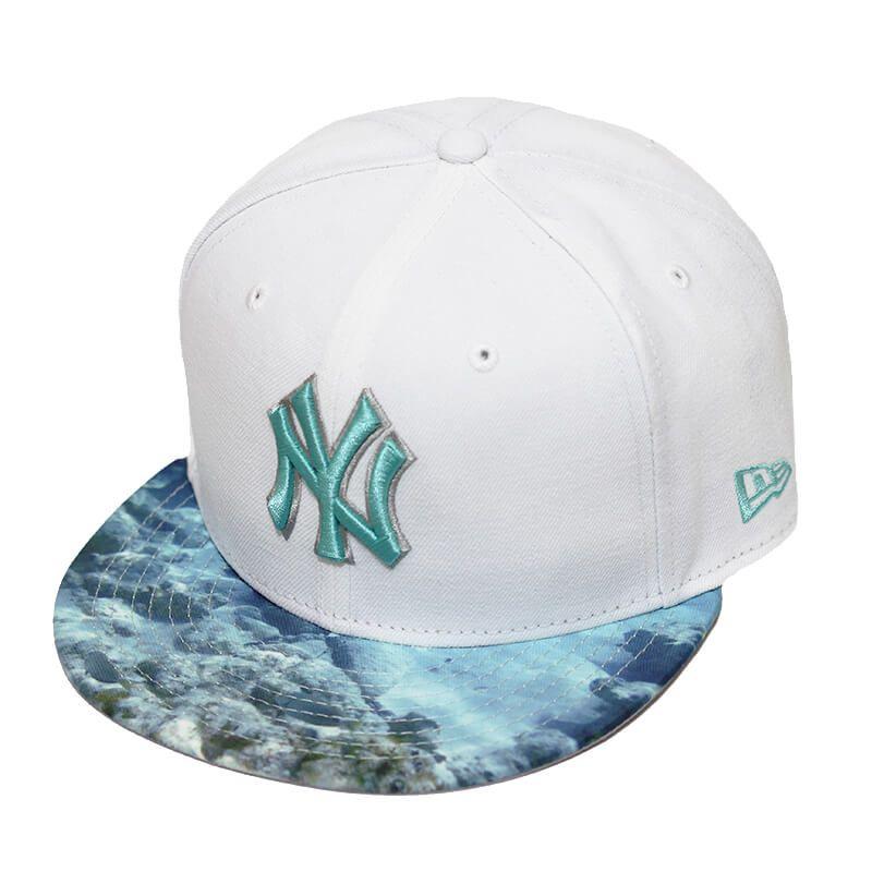 Boné New Era Aba Reta 950 SN MLB NY Yankees Visor Reel