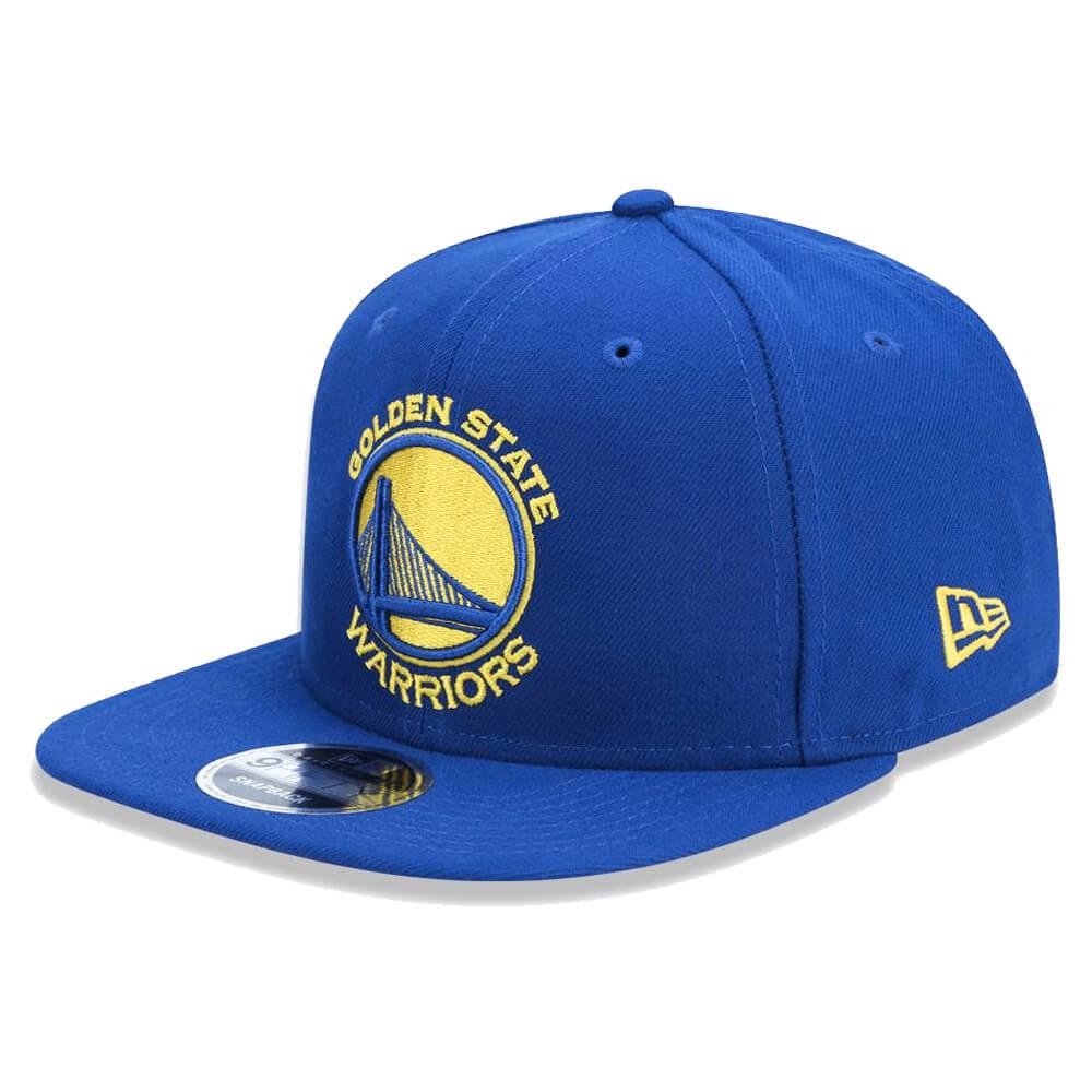 Boné New Era Aba Reta 950 SN NBA Warriors OF Primary
