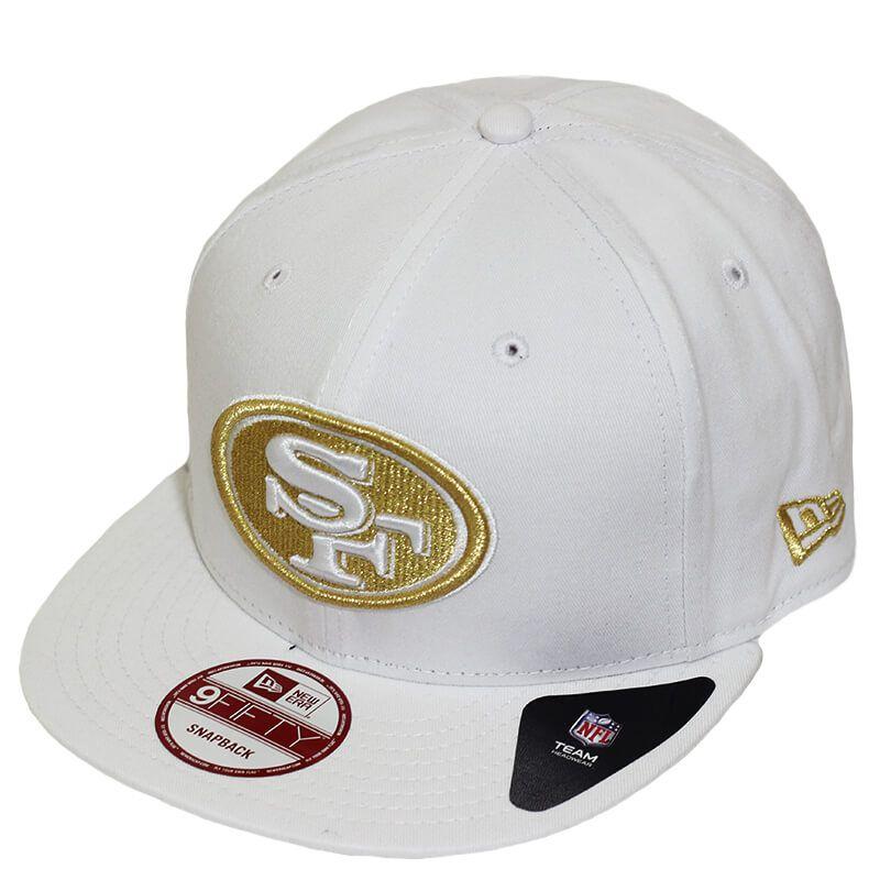 Boné New Era Aba Reta 950 SN NFL 49ers Team Hasher