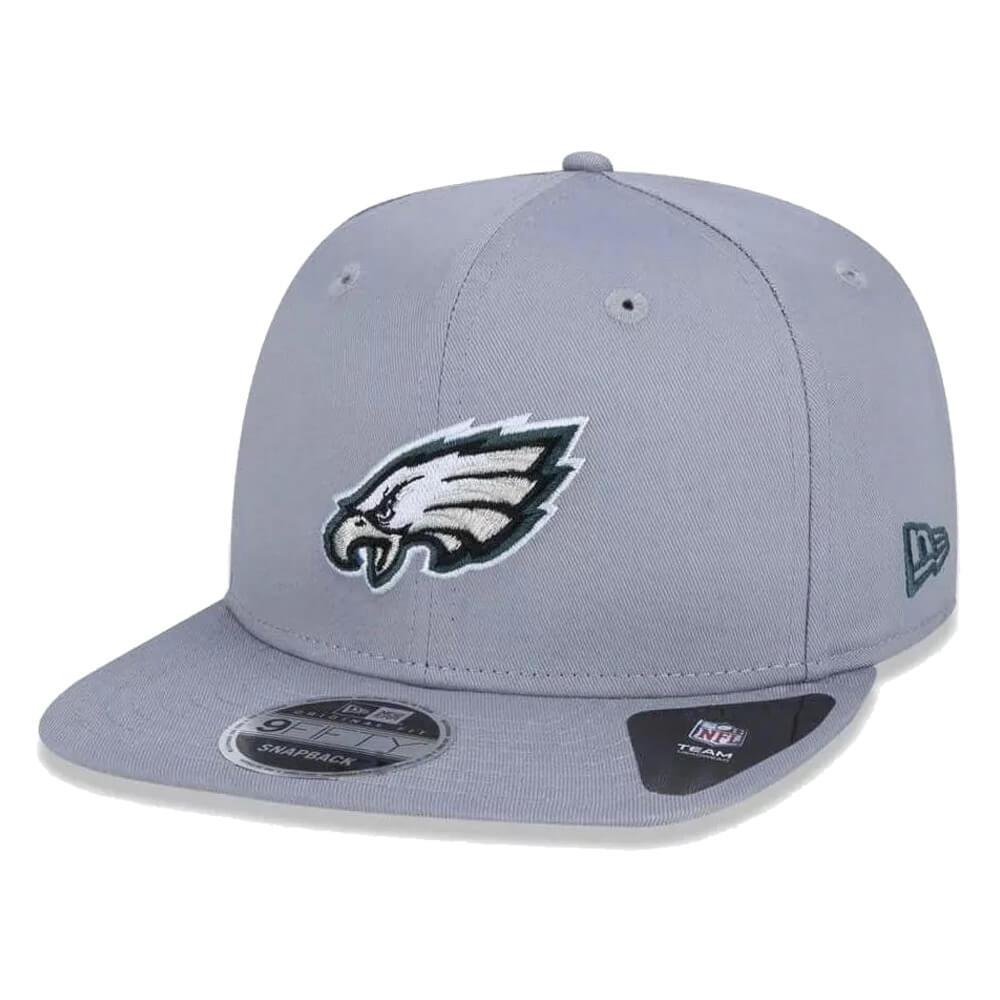 Boné New Era Aba Reta 950 SN NFL Eagles Division