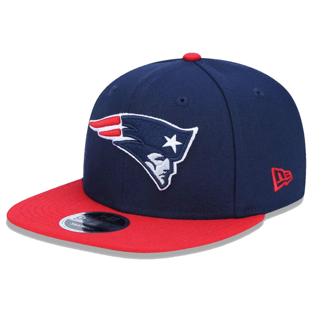 Boné New Era Aba Reta 950 SN NFL Patriots Classic Team