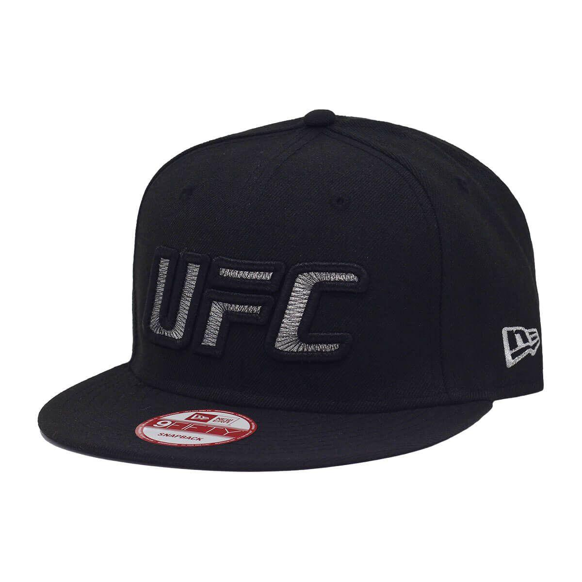 Boné New Era Aba Reta 950 SN UFC Row