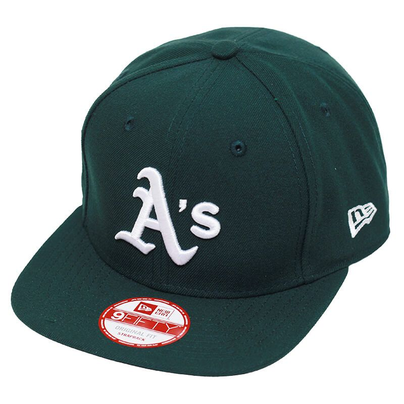 Boné New Era Aba Reta 950 ST MLB Athletics OF Team Color