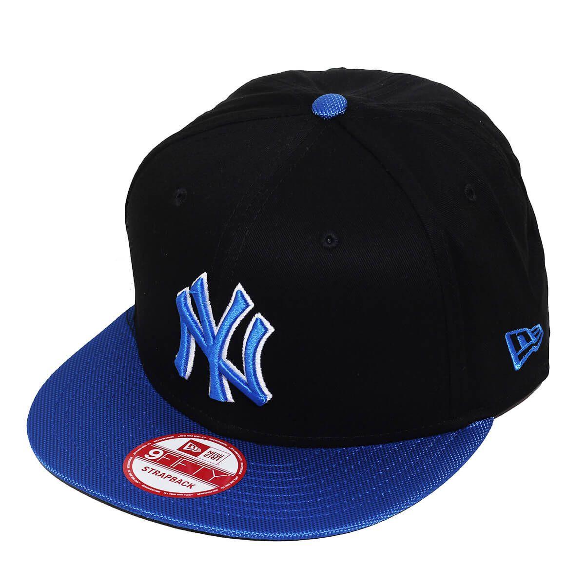 Boné New Era Aba Reta 950 ST MLB NY Yankees Listic