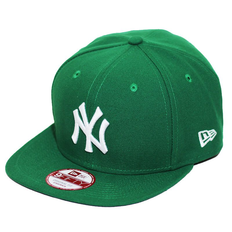 Boné New Era Aba Reta 950 ST MLB NY Yankees OF Colors Verde