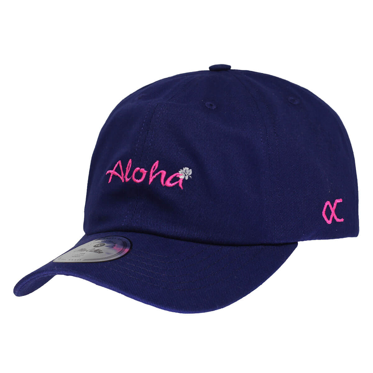 Boné Other Culture Aba Curva Strapback Aloha [DAD HATS]