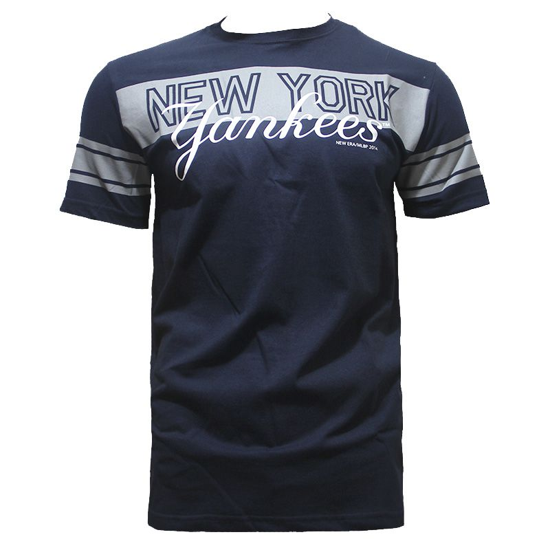Camiseta New Era MLB NY Yankees Strip