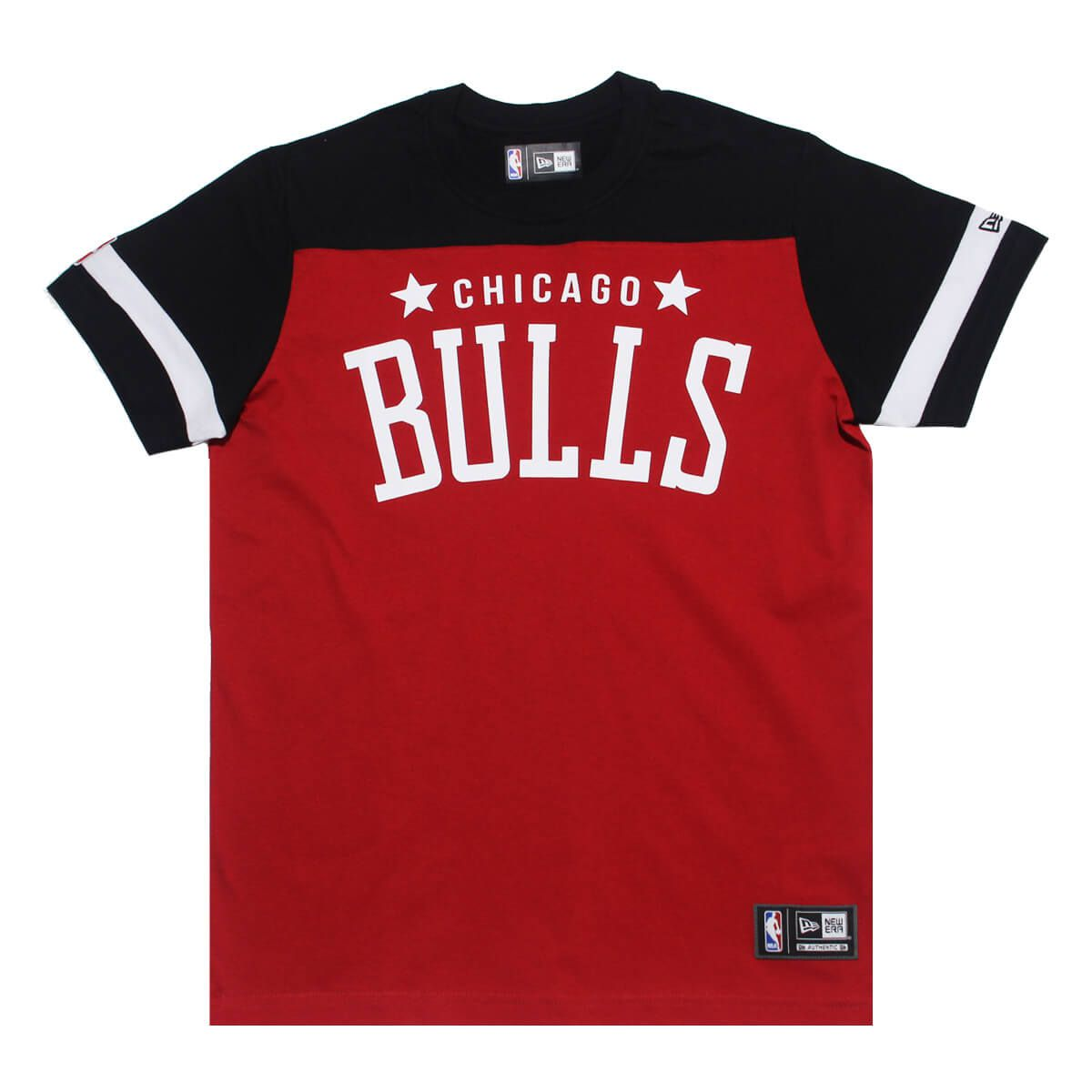 Camiseta New Era NBA Chicago Bulls Team Botanic