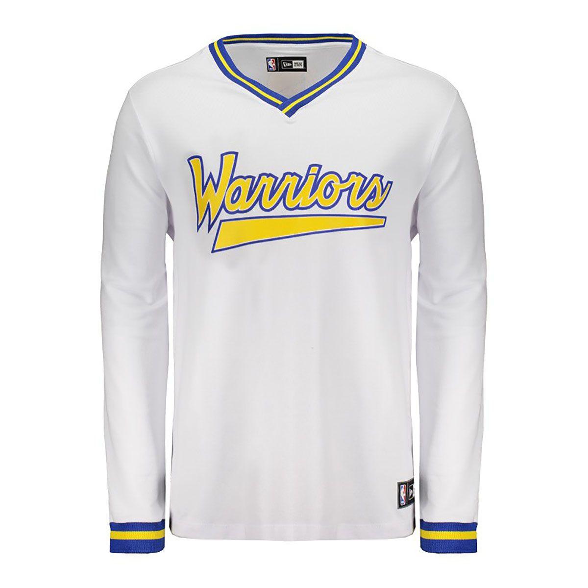 Camiseta New Era NBA Golden State Warriors Carmel