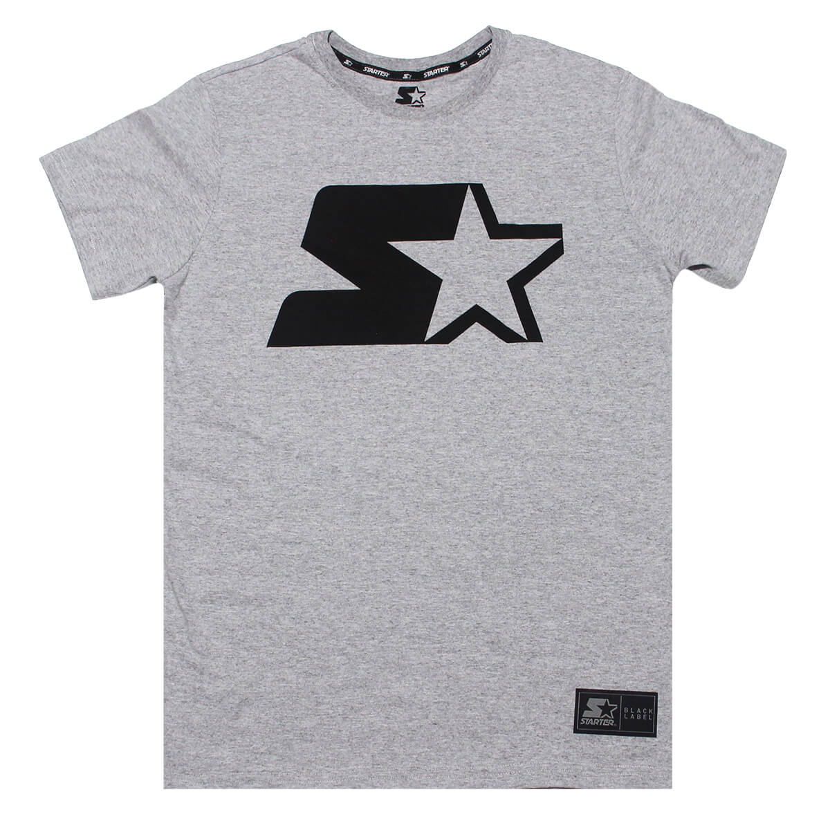 Camiseta Starter Basic Colors Cinza