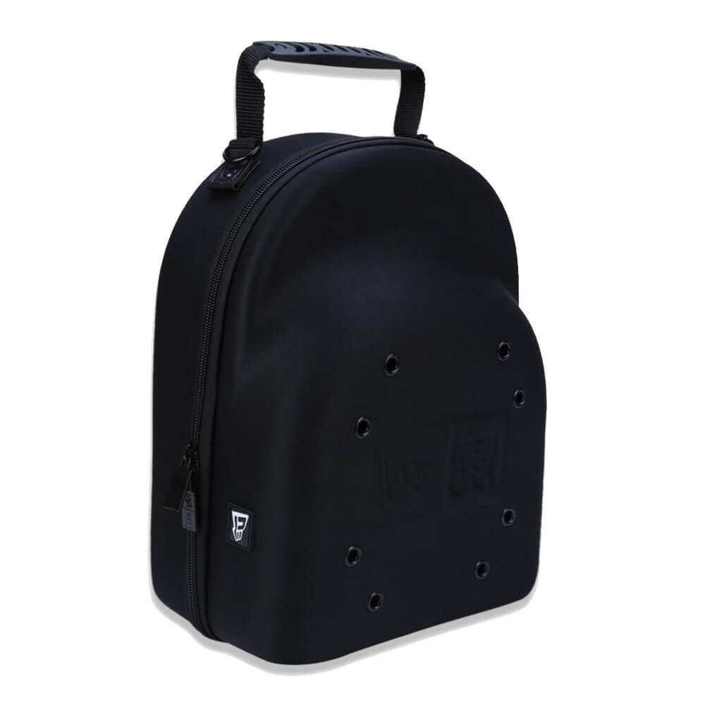 Case New Era Cap 6 Carrier Classic Black Preto