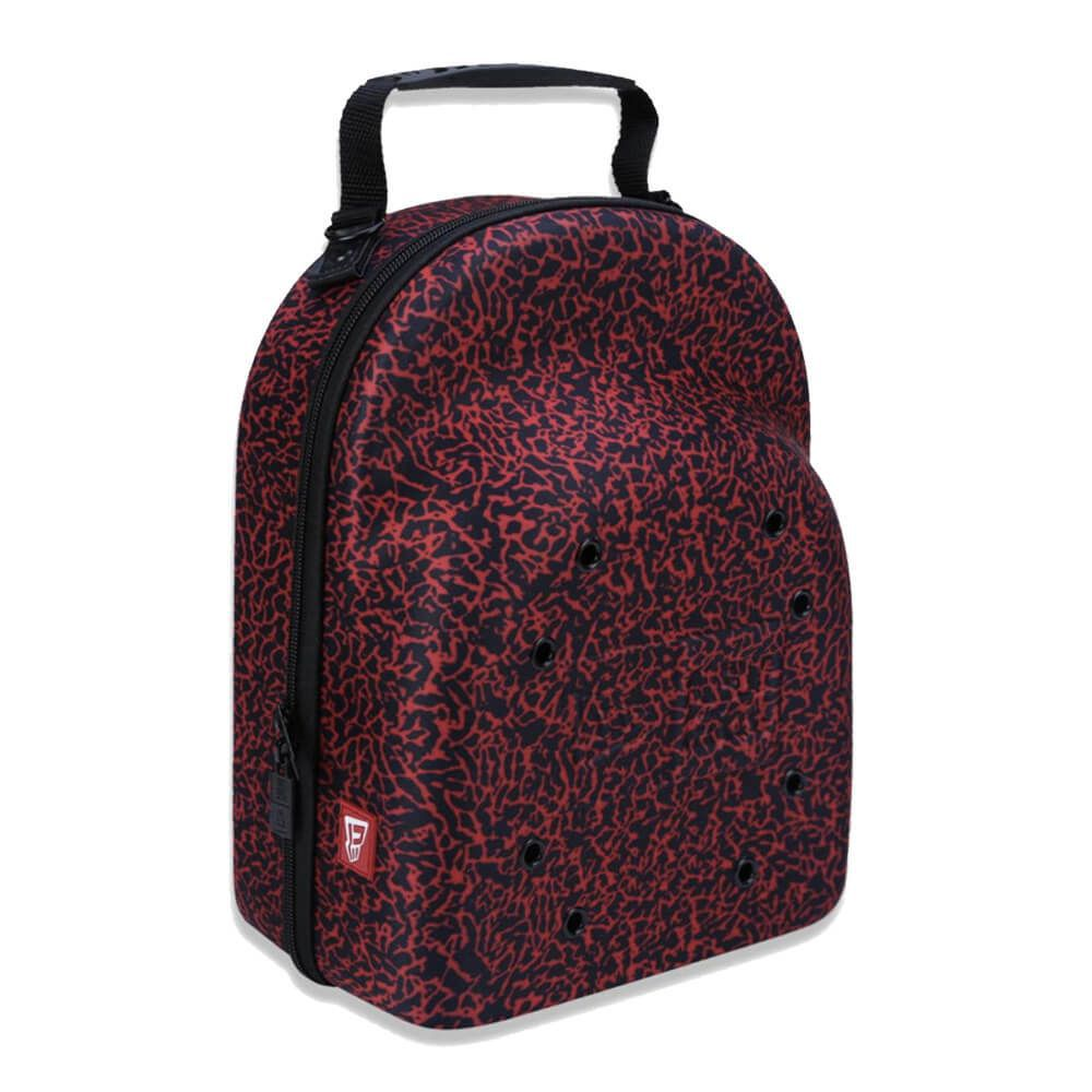 Case New Era Cap 6 Carrier Elephant Print