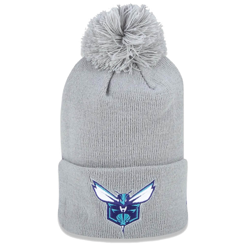 Gorro New Era NBA Charlotte Hornets Gray