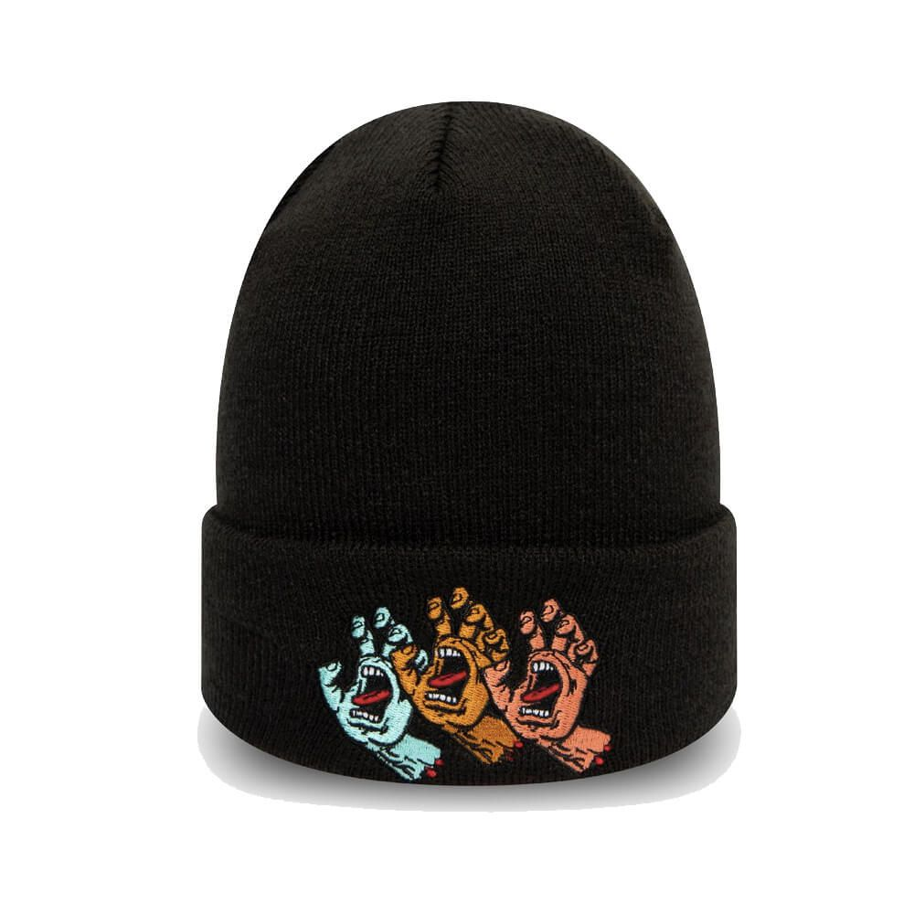Gorro New Era Santa Cruz Screaming Hand