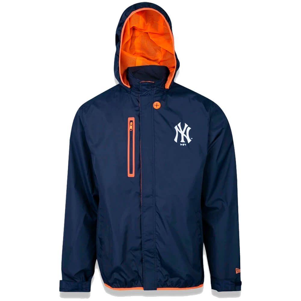 Jaqueta New Era MLB NY Yankees Corta Vento Neon Light