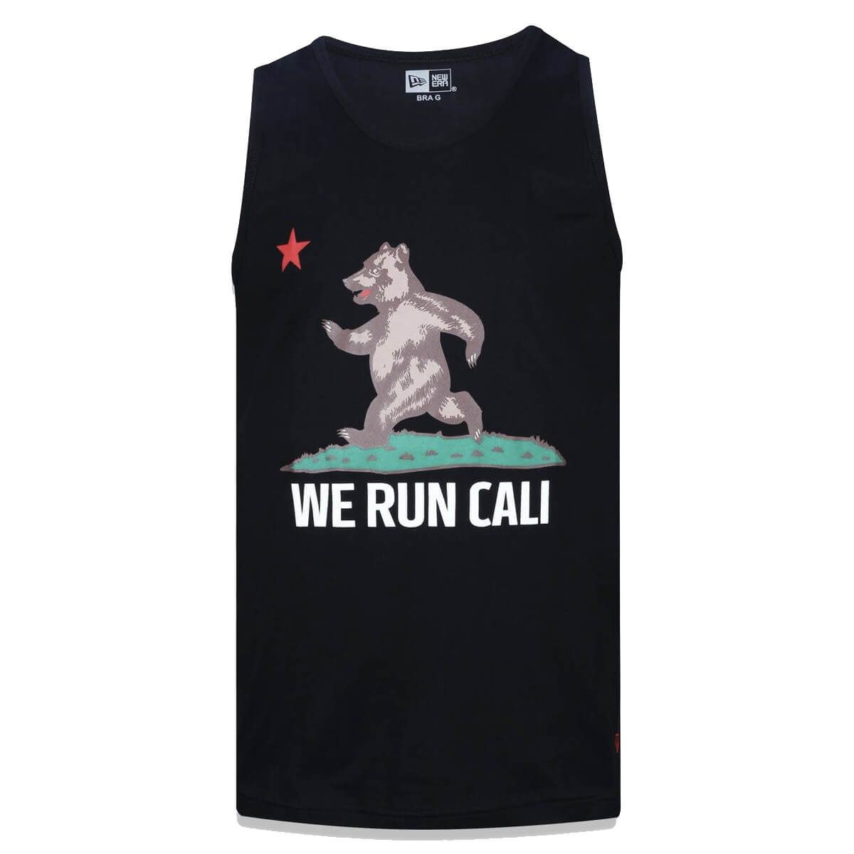 Regata New Era Brand Cali We Run