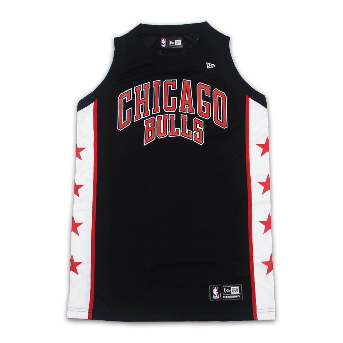 Regata New Era NBA Chicago Bulls Five Stars