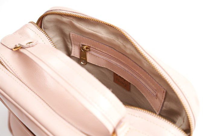 Bolsa de Couro Nude Vivi Bag