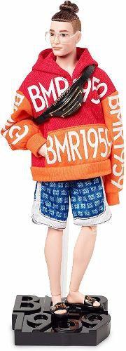 Boneco Ken Barbie Bmr1959 Collector Articulado Coque Oculos