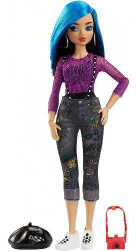 Boneca Wild Hearts Crew Kenna Roswell Mattel Tipo Barbie 19