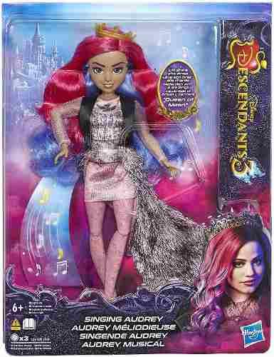 Boneca Disney Descendants 3 Audrey Rainha Que Canta Top
