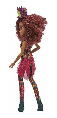 Boneca Disney Descendants 3 Celia Fashion Negra Linda Top