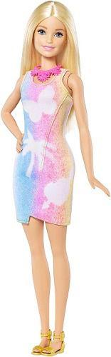 Boneca Barbie Crayola Estação Mágica Máquina Pintar Vestidos