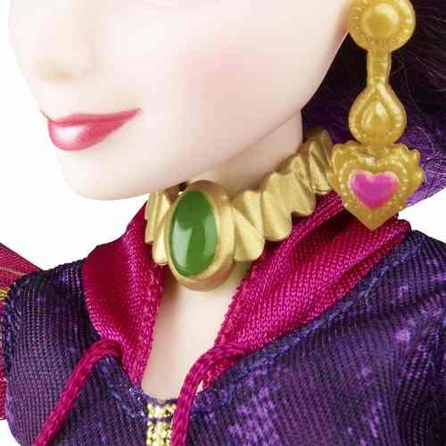 Boneca Disney Descendants Genie Chic Mal Rara Presente