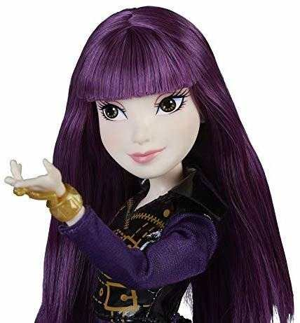 Boneca Disney Descendants Mal Mar Encantado Presente Top