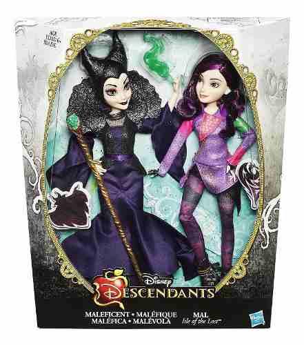 Bonecas Disney Descendants Mal e Malévola Ilha dos Perdidos