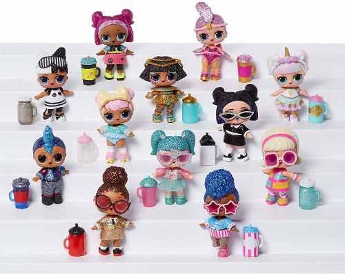 Boneca Lol Surprise Sparkle Series Original Eua 2019