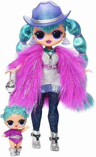 Lol Surprise Omg Winter Disco Cosmic Fashion Top