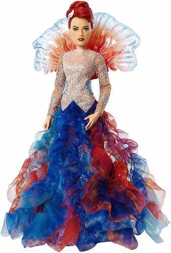 Boneca Aquaman Royal Gown Mera Collector Dc Mattel Top