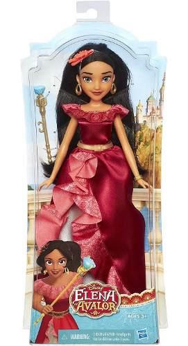Boneca Disney Elena Aventuras Em Avalor Linda Top