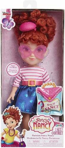 Boneca Fancy Nancy 78088 Parisian 25 Cm Linda Importada Eua