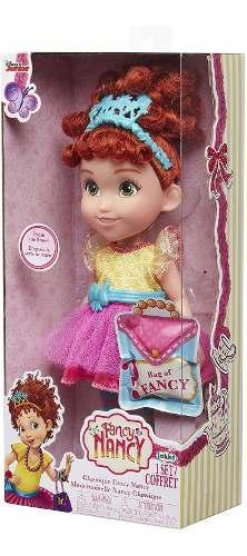 Boneca Fancy Nancy Classique Parisian 25 cm Linda Importada
