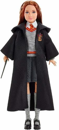 Boneco Harry Potter Ginny Weasley Mattel Top