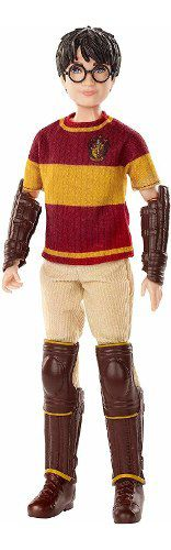 Boneco Harry Potter Quidditch Mattel Top
