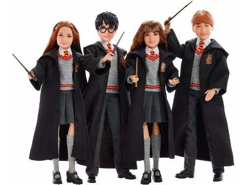 Boneco Harry Potter Ron Weasley Mattel Top