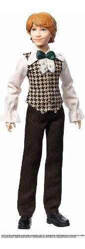 Boneco Harry Potter Ron Weasley Yule Ball Mattel Top