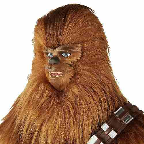 Boneco Star Wars Forces Of Destiny Roaring Chewbacca Com Som