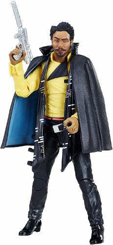 Boneco Star Wars The Black Series Lando Calrissian 6  Figure