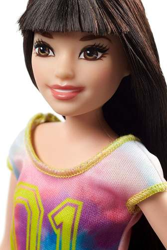 Boneca Barbie Skipper Babysitters Japonesa Babá Top 2019