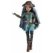 Boneca Disney Descendants Uma Under the Sea Oceano Top Rara