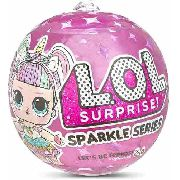 Boneca Lol Surprise Sparkle Series Original Eua 2019